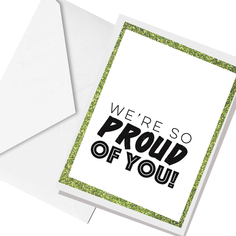 SO PROUD ... greeting card