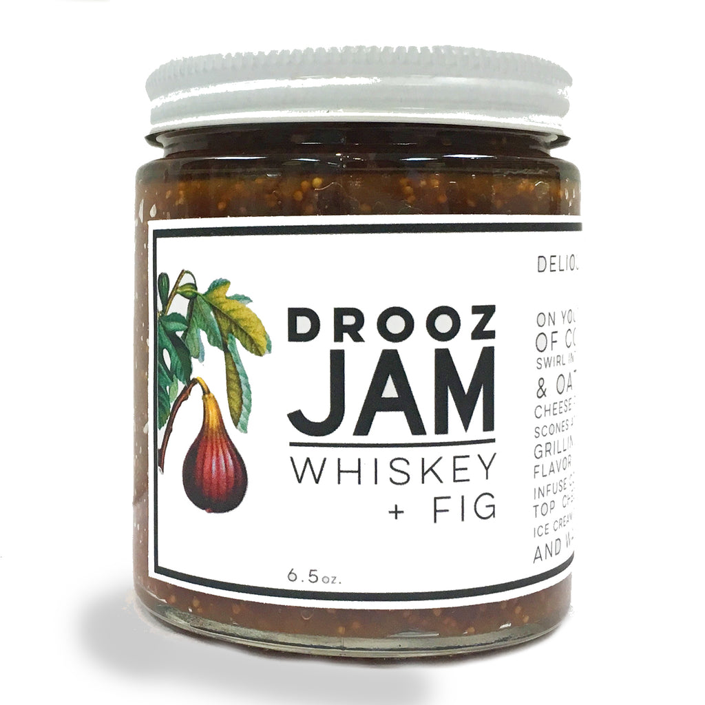 whiskey + fig JAM