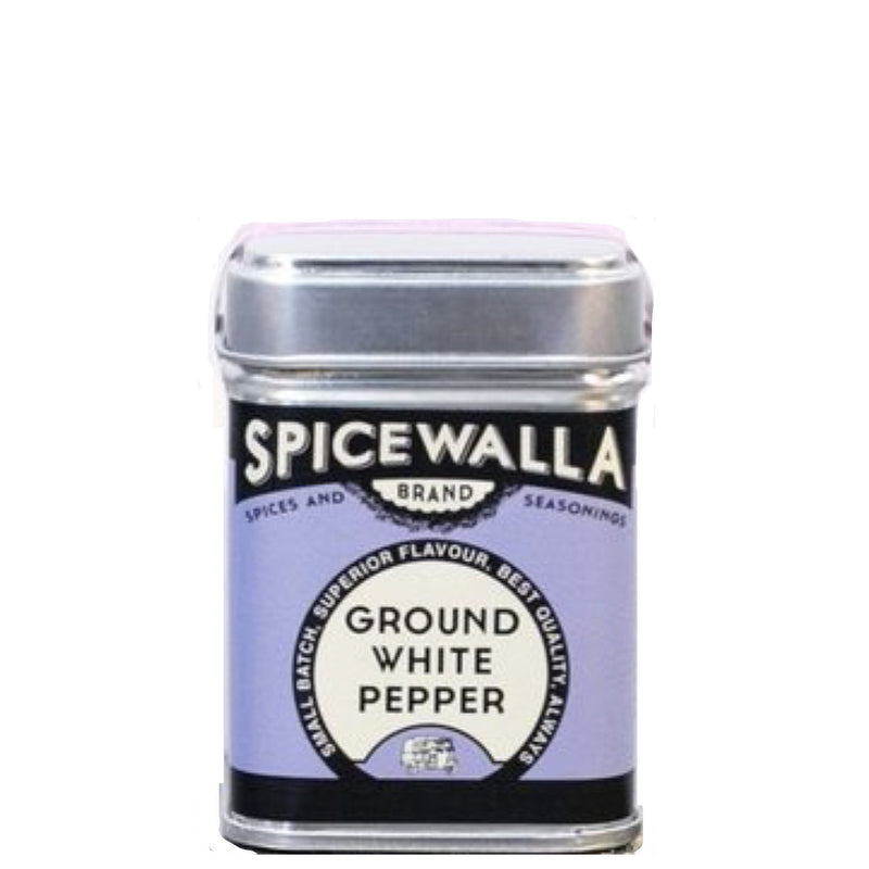 ground white peppercorn:  Spicewalla