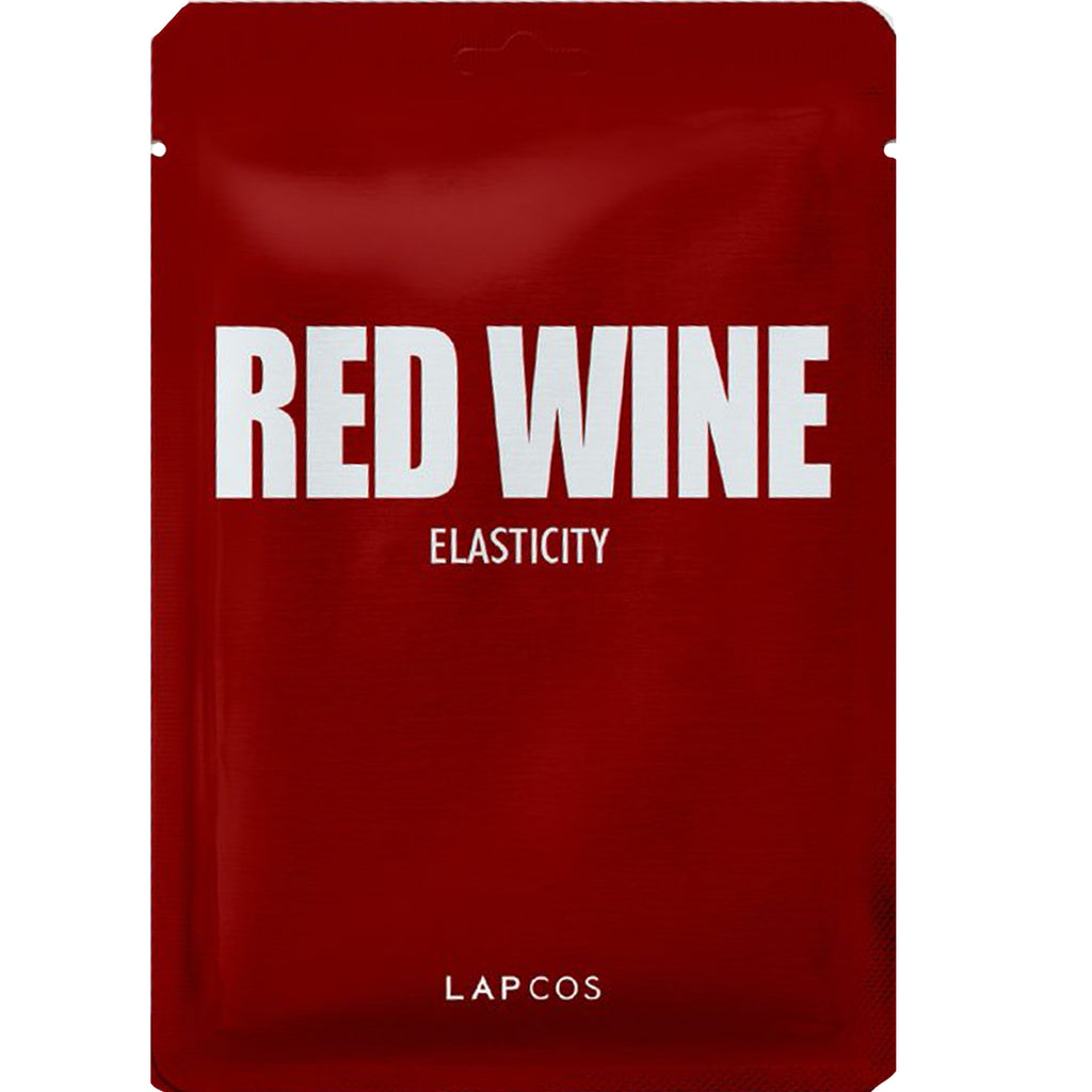 red wine mask: LAPCOS daily skin mask