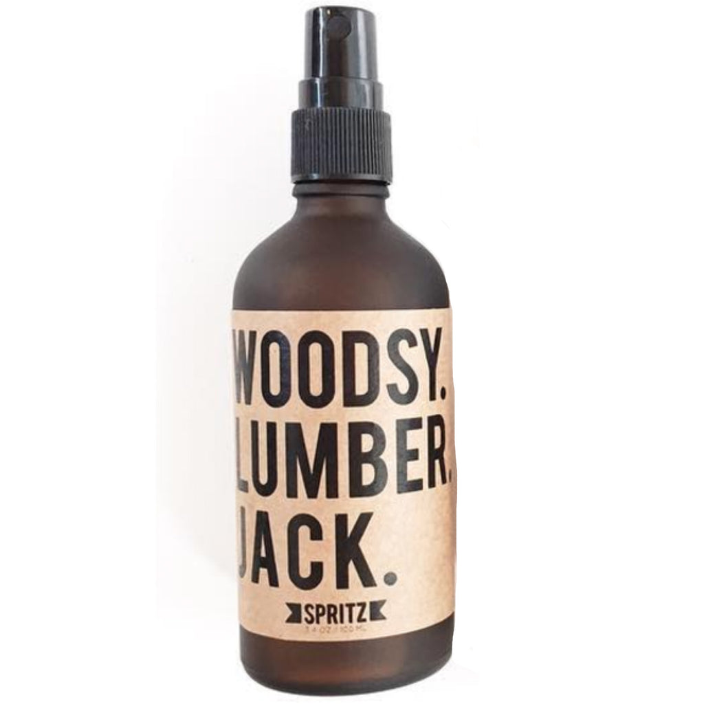 Woodsy Lumberjack: HAPPY SPRITZ