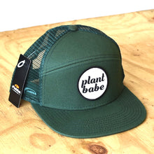 plant babe men's hats- forest