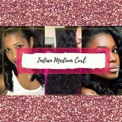 Indian Medium Curl