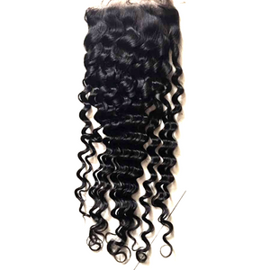 Brazilian Tight Curl Closure