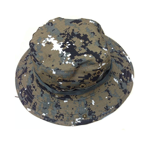 Military Bucket Hat