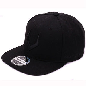 3D pierced embroidery Baseball Cap