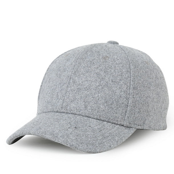 Simple Color Baseball Cap