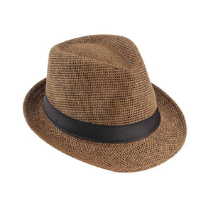 Straw Beach Fedora