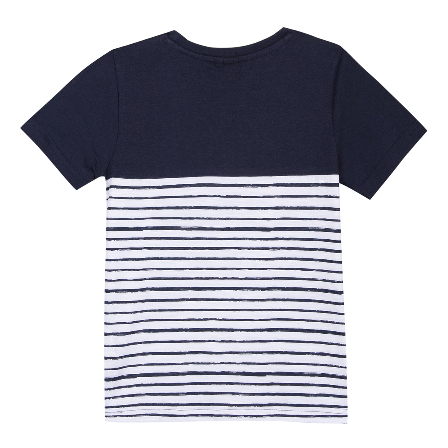 3Pommes Striped West Coast T-shirt