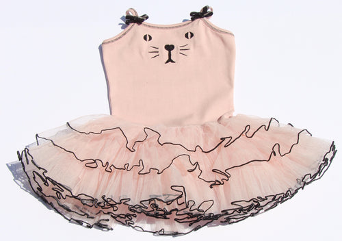 Ooh! La, La! Couture Pink Kitty Dress