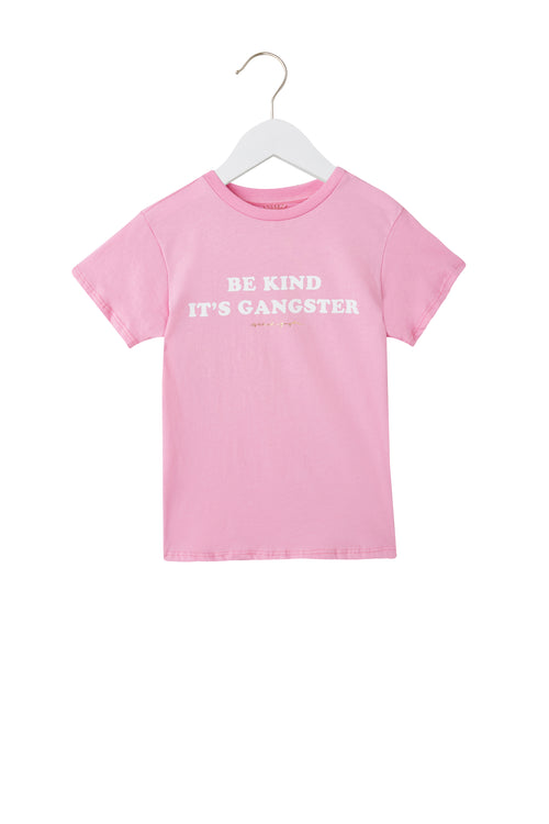 Spiritual Gangster Be Kind It's Gangster Tee