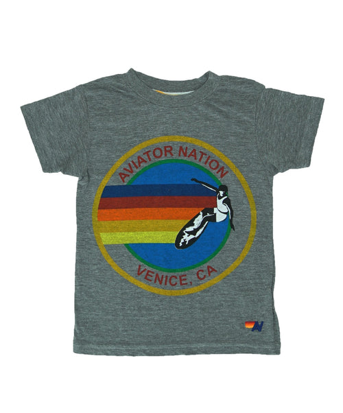 Aviator Nation Venice Heather Grey