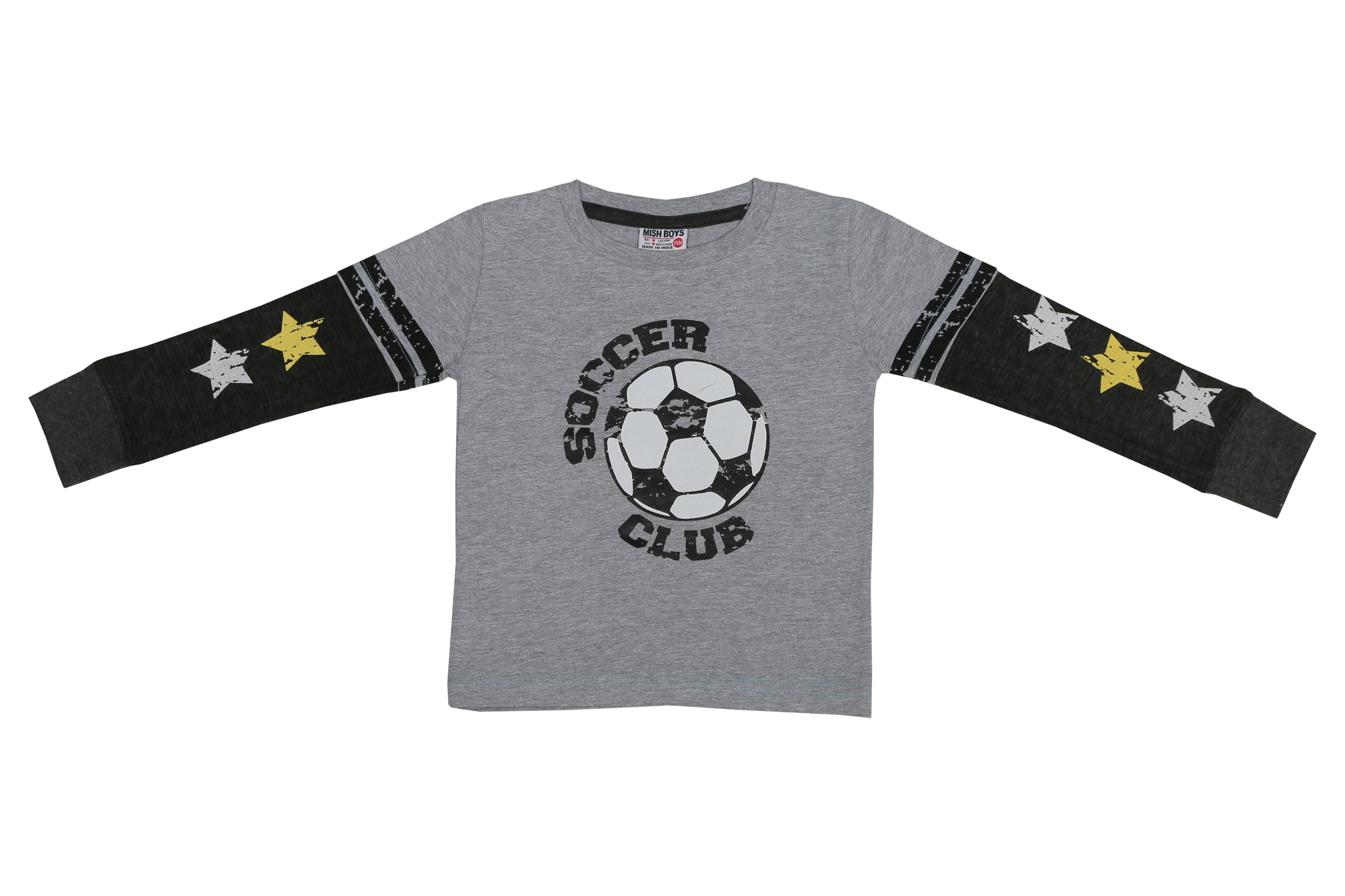 32754fe7a Mish Mish Boys Thermal Sleeves - Soccer Club