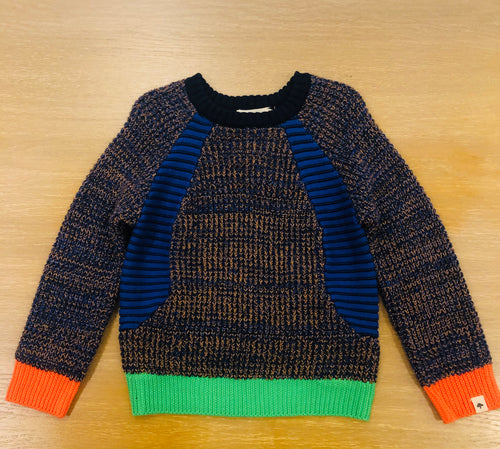 Billybandit Multicolor Sweater