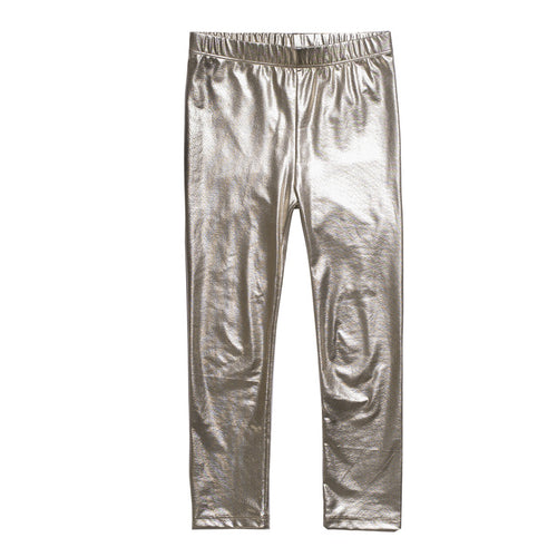 Imoga Metallic Gold Leggings