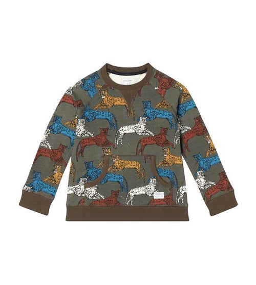 Art & Eden Lion Sweatshirt