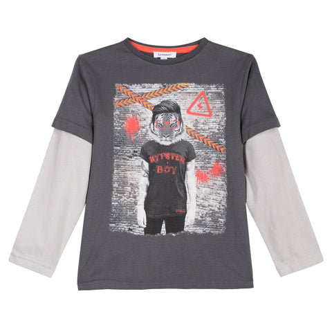 Mish Mish Boys Thermal Sleeves - Footbal Helmets