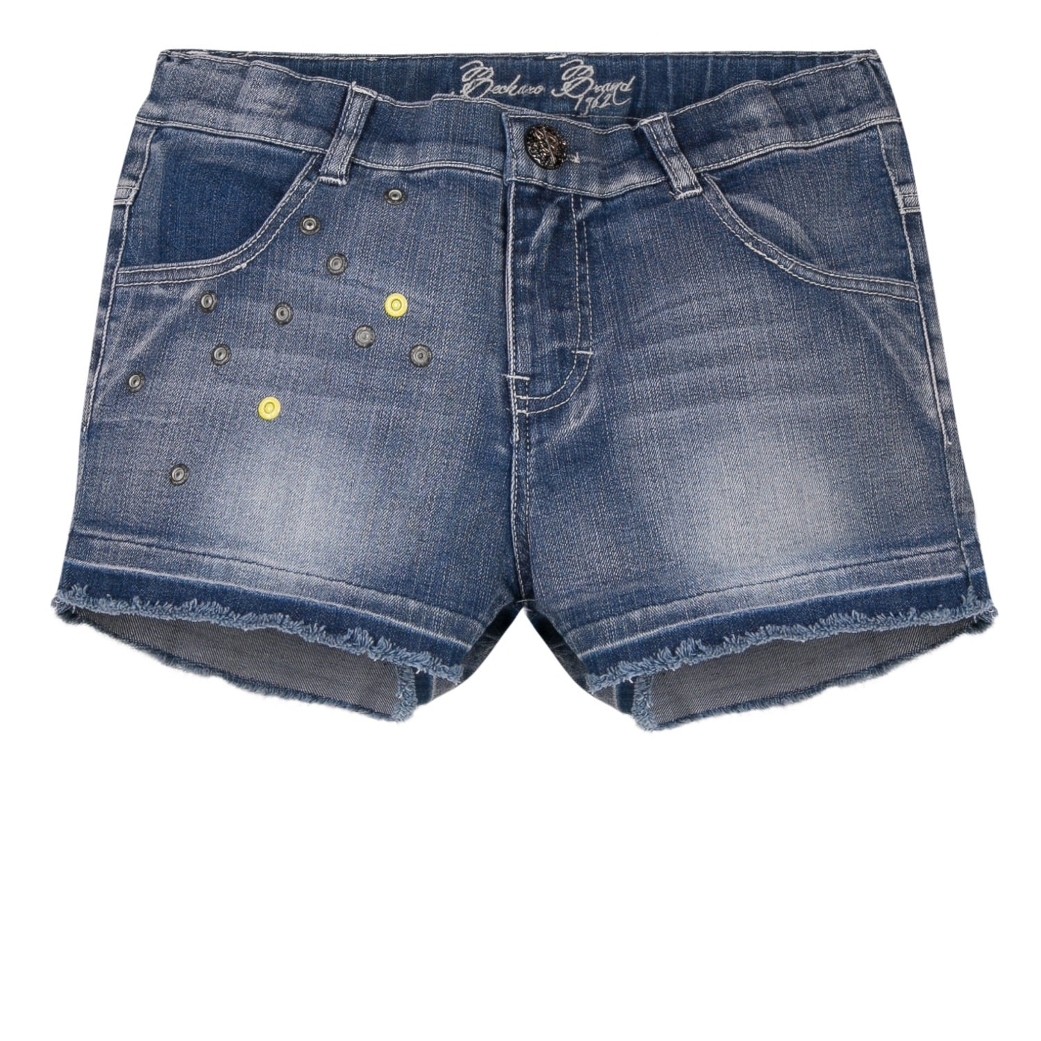 Beckaro Denim Shorts