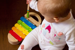 From musical instruments to baby books and baby toys. We have it all!  Baby products and toys you will love.