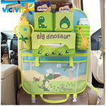 Back Seat Storage Bag Waterproof Universal Baby Stroller Bag. Organizer And Hanging Basket Storage Diaper Bag