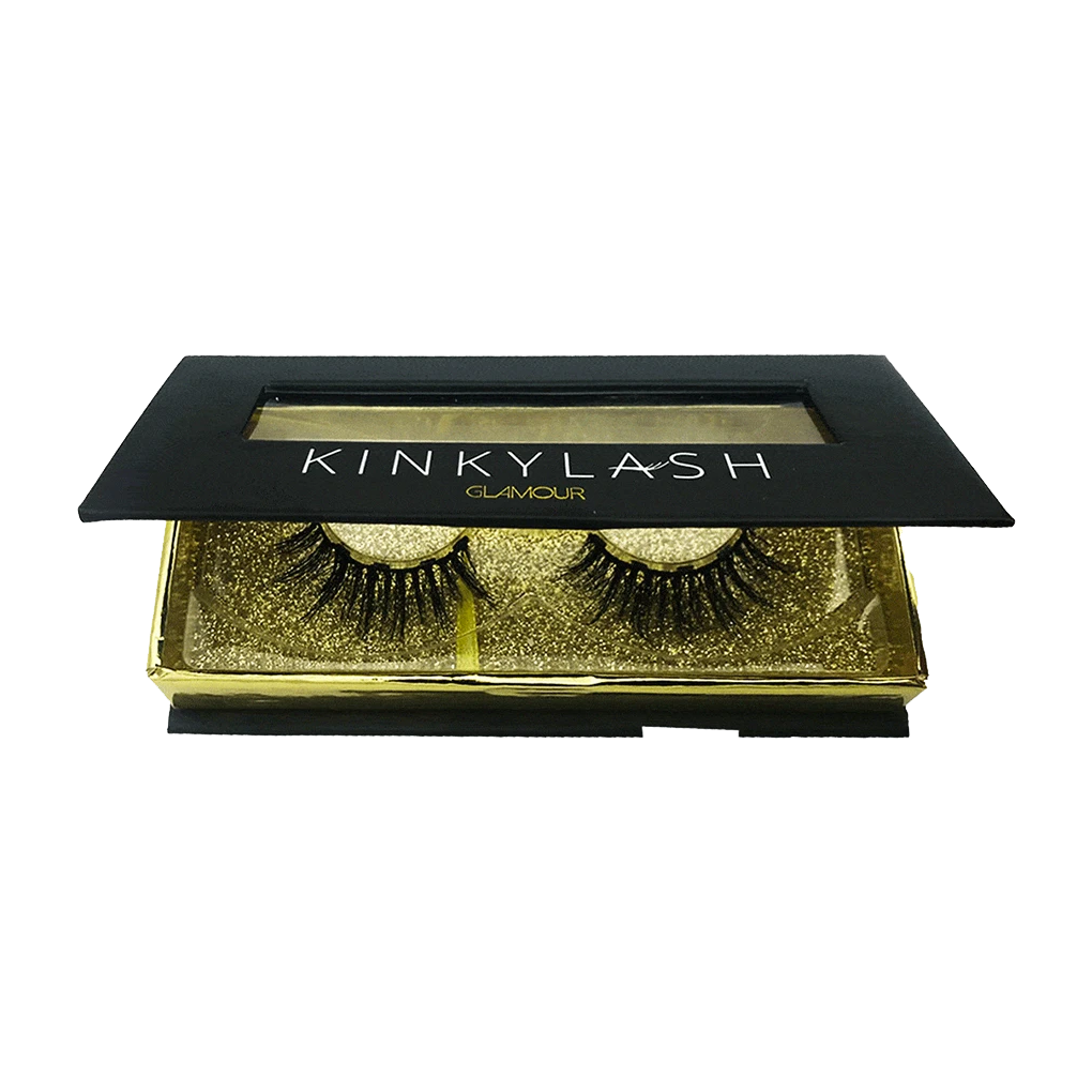 1 Pair GLAMOUR lashes