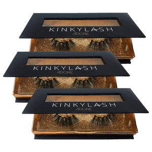 3 Pair ADORE lashes