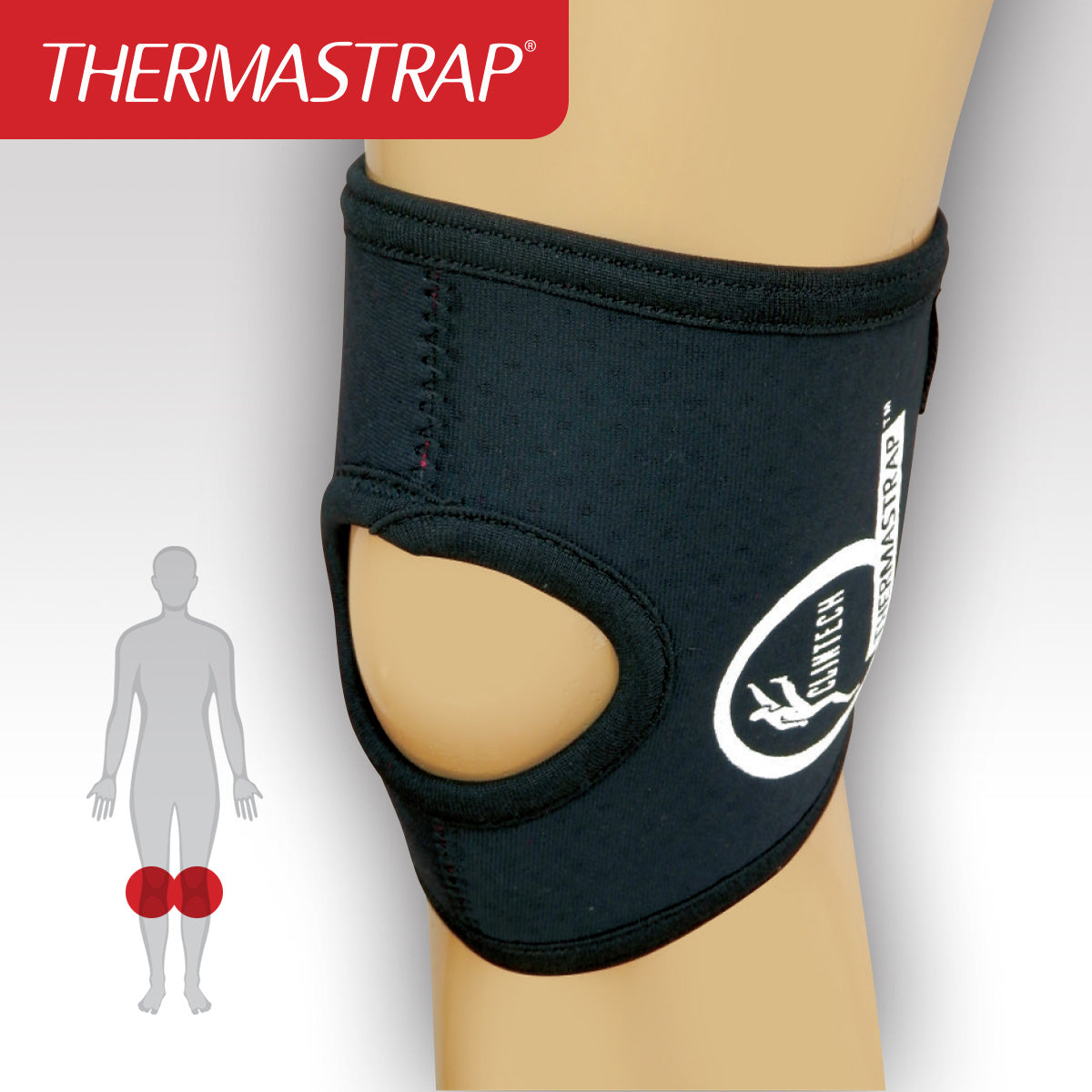 Thermastrap Knee (compact) Stabiliser
