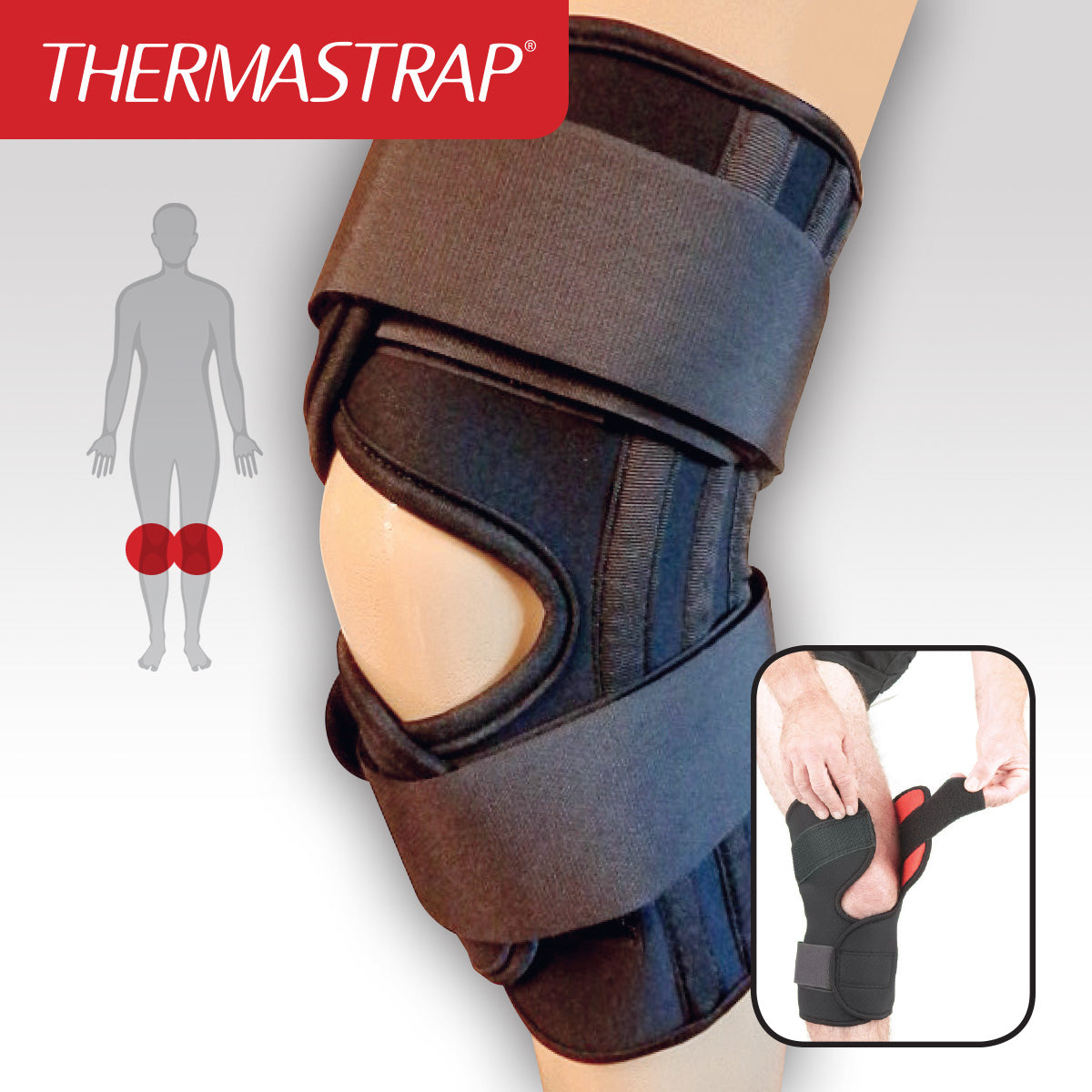 Thermastrap Knee SUPER Support