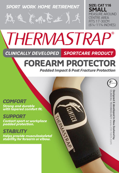 Thermastrap Forearm Padded Support