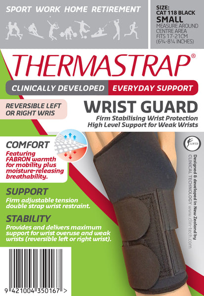 Thermastrap Wrist Guard