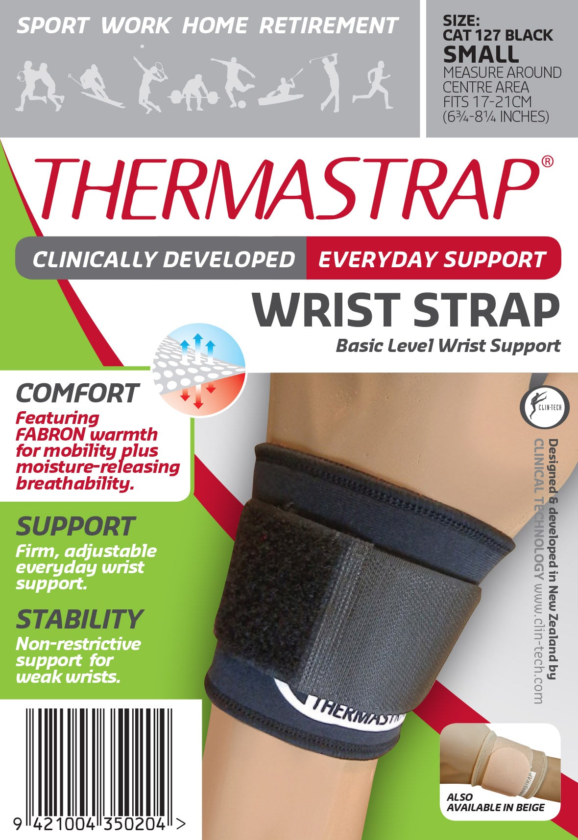 Thermastrap Wrist Strap