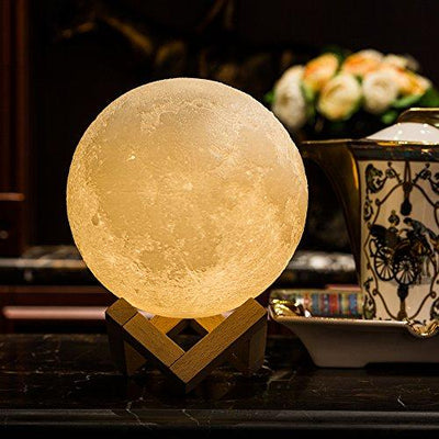 Amazing 3D Moon Lamp (Limited Release)
