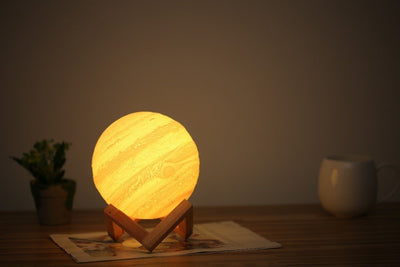 3D Jupiter Lamp (Limited Release)