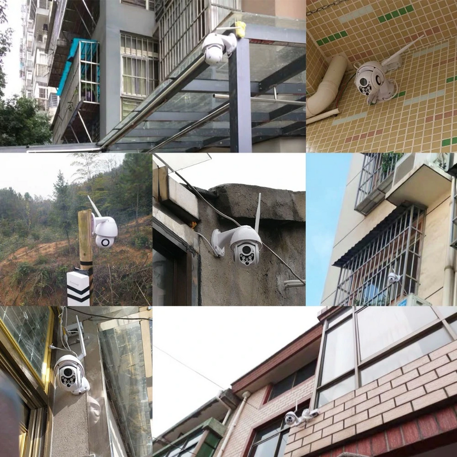 Wireless Outdoor Camera