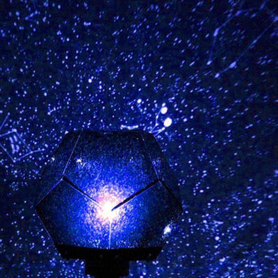 Stars LED Night Light Projector