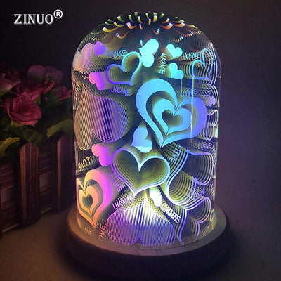3D Illusion Night Fuzz Store