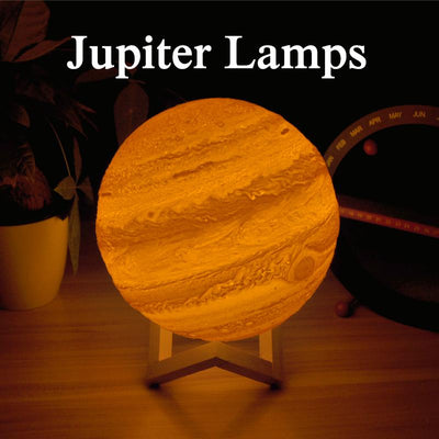 3D Jupiter Lamp (Limited Release) Fuzz Store
