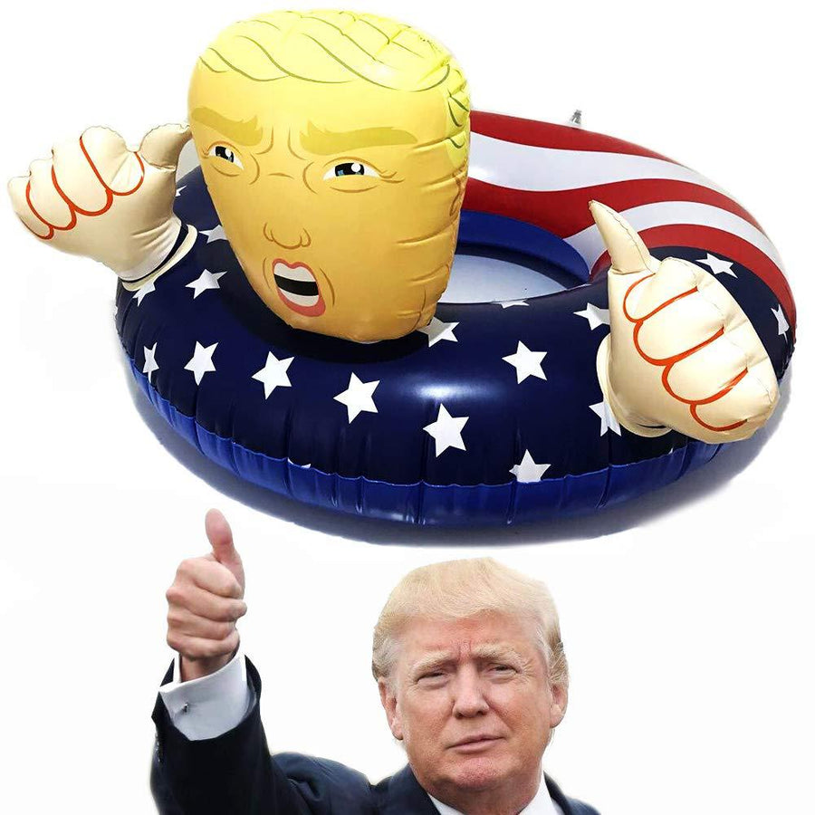 Inflatable Pool Trump