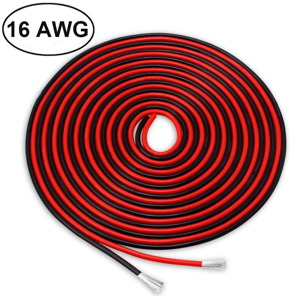 Gauge Silicone Wire