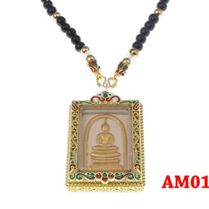 Kalung Thailand Buddha Aamulet (AM01)