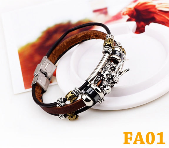 Gelang Multilayer Naga (FA01)