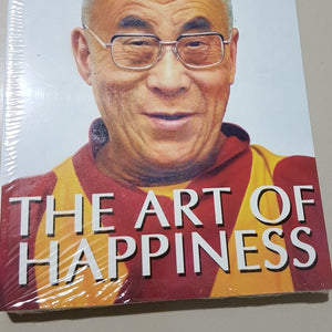 "Buku ""The Art Of Happiness"" (Dalai Lama & Howard C Cutler"