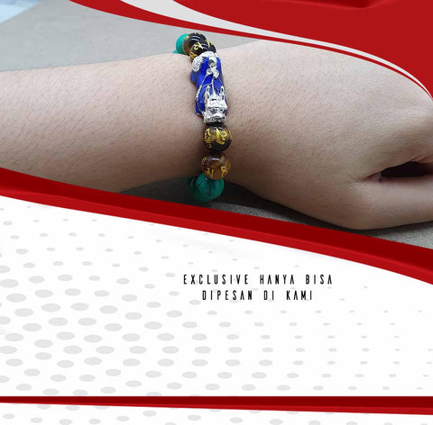 Gelang Pi Xiu (Berubah Warna) Stone Of Guardian Angel (GCS20)