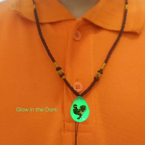 Liontin Chinese Zodiac Glow In The Dark (GCK7)