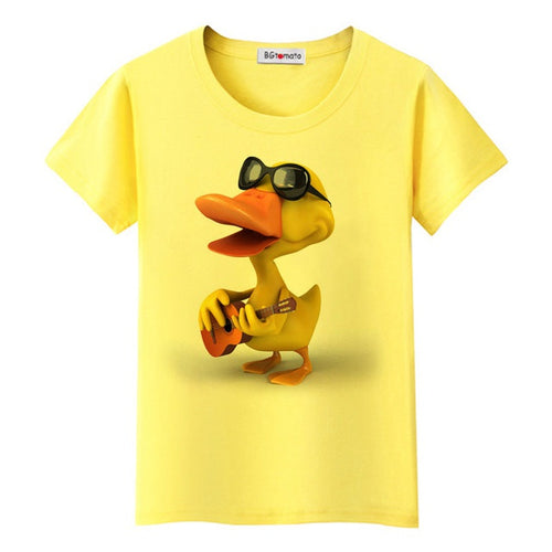 Cool Singing Duck