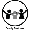 Family Business Icon