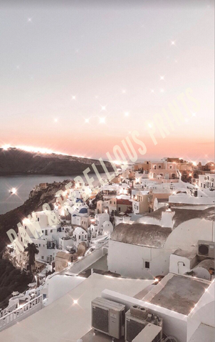 Oia in Color
