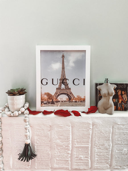 Gucci in Paris