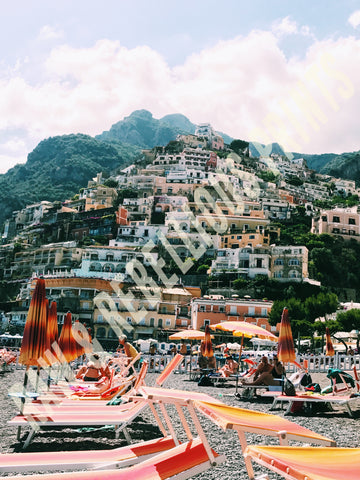 Picturesque Positano