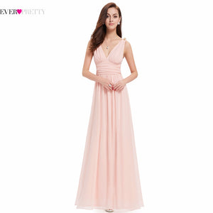 Evening Dresses New Arrival Empire EP09016 Ever Pretty Special Occasion Dresses V Neck Elegant 2017 Evening Dresses